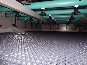 MultiFlo Distribution System in the Phoenix cooling tower.